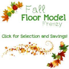 3. Floor Models & Closeouts